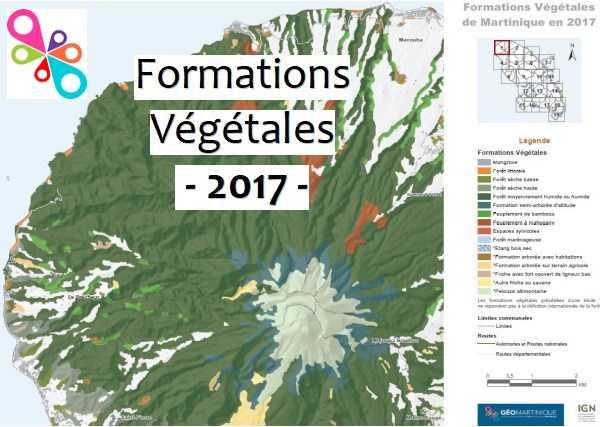 Atlas des Formations Végétales 2017